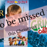 10 movies for Christmas watching