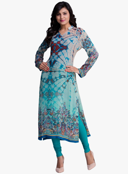 Toscee Multicolored printed kurta 54002700(-50%) Get for R 2025, On using coupon code EXTRA25