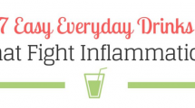 7 drinks to fight inflammation