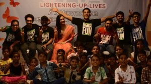 dance fun dance academy organised workshop for kids