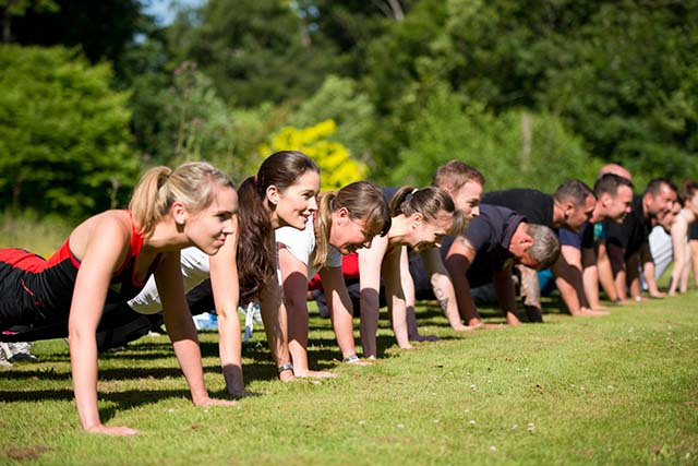 Motivate Boot Camp