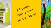 feature 7 Doable kids room decor ideas