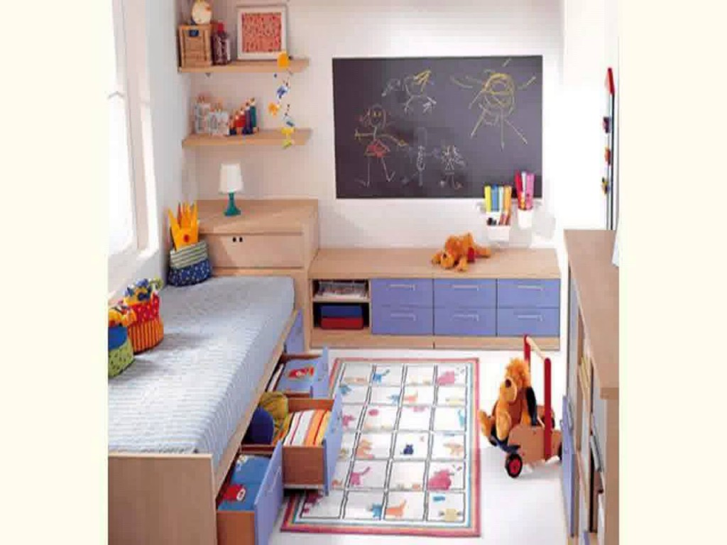 7 doable kids room interior decor ideas thewoomag top for Kids media room