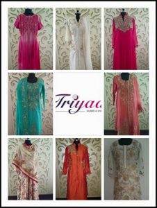 Triyaa - a name for beuty and elegance