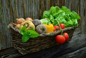 Fruits and vegetables are a must in the diet
