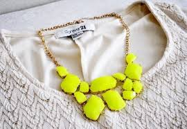 yellow necklace- on-offwhite-top